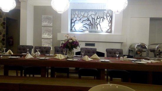Midrand, Sudáfrica: Private dining for few guests