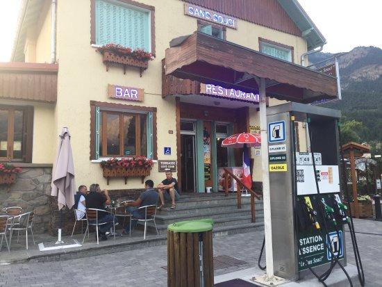 Hotel Restaurant Le Sans Souci Jausiers