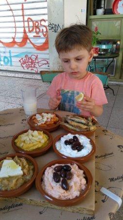 Thessaloniki Region, Grecia: Modigliani