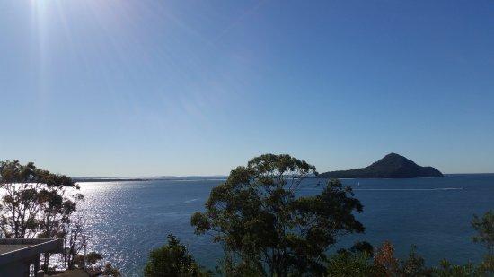 Nelson Bay, Australia: ...........