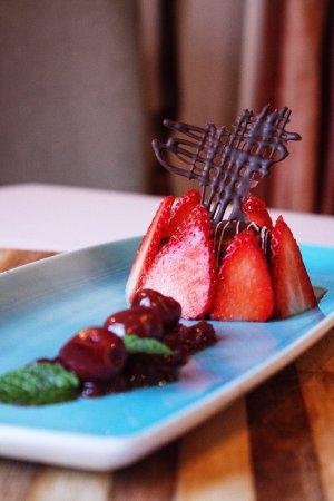 Erinvale Estate Hotel and Spa: Black Forest Cake