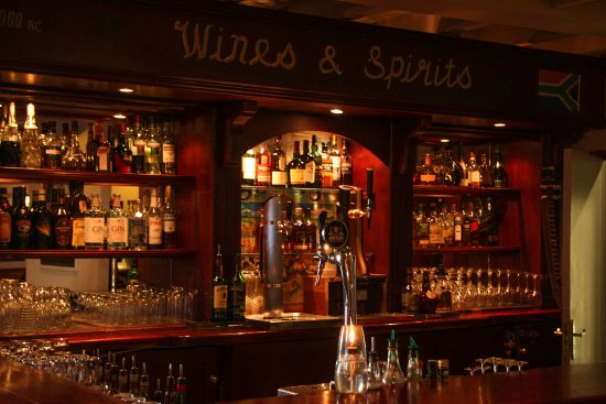 Erinvale Estate Hotel: Skelligs Pub