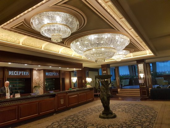Hotel Bristol Stresa Italien