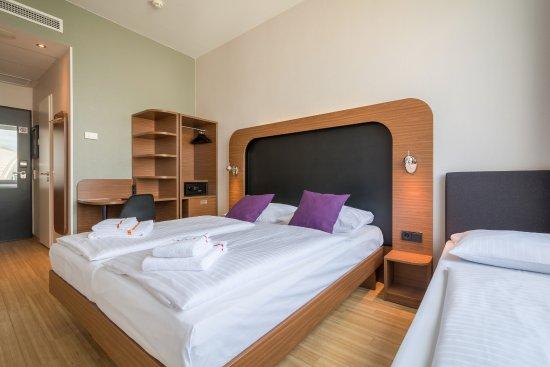 3-bett zimmer - bild von aletto hotel kudamm, berlin - tripadvisor, Hause deko