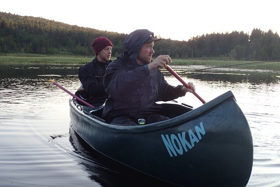 Geilo, Noorwegen: Looking for the perfect fishing spot