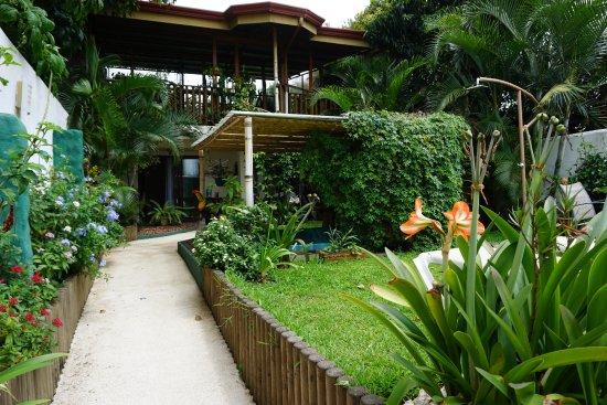 Hotel Casa Alegre / Posada Nena: gemütlicher Innenhof