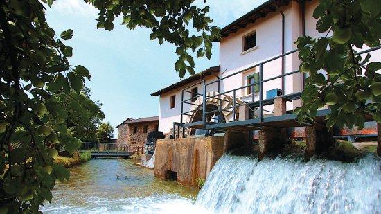 Tavagnacco, อิตาลี: L'antico mulino di Adegliacco