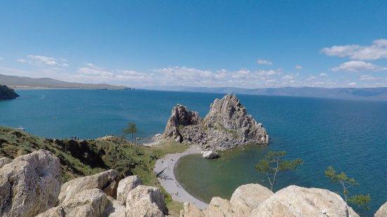 Cape Burkhan/Shamanka Rock