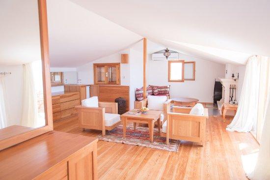 Lycia Hotel: penthouse suite