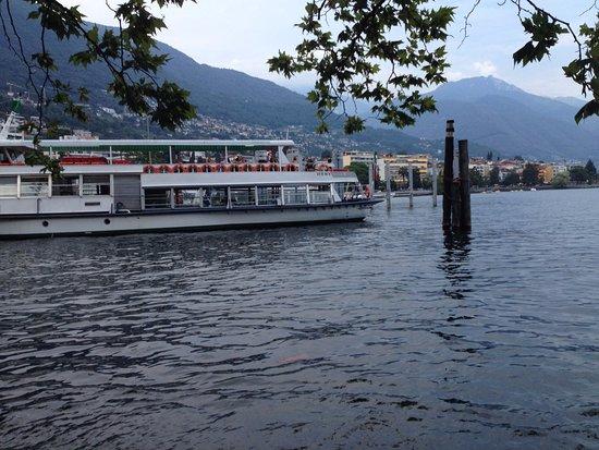 Canton of Ticino, Switzerland: Lago Maggiore