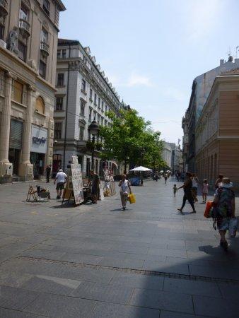 Street View Na Slici Je Knez Mihailova Beograd Tripadvisor