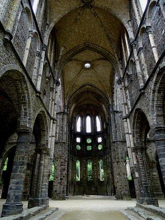 Abbaye de Villers: Le coeur de la Chapelle