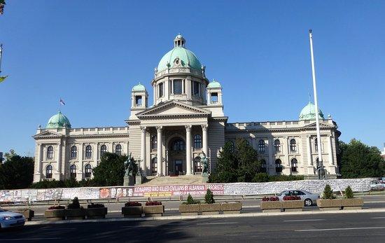 The National Assembly: Edifício
