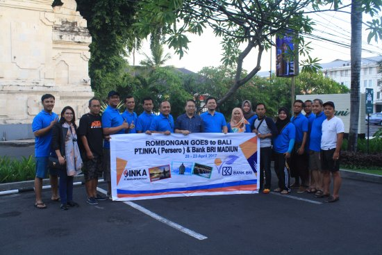 Meeting di Bali Rani Hotel Malalui Maswangi Travel