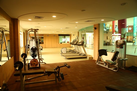 Gym picture of country club undri pune tripadvisor
