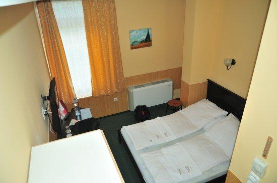 Hotel Chesscom: Zimmer Nr.103