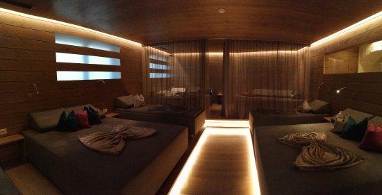 Alpinhotel: la zona relax della SPA