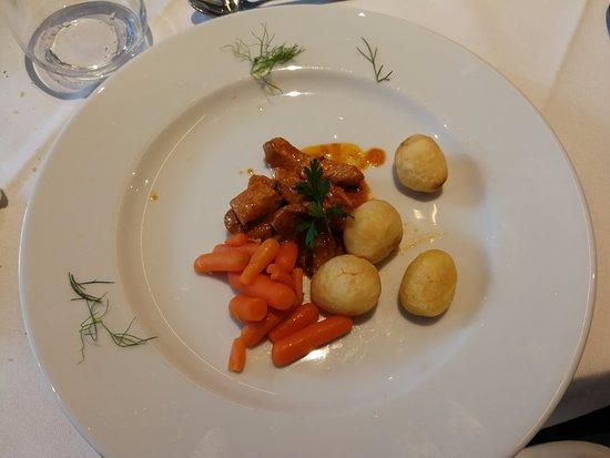 Alpinhotel Keil: un gustoso piatto
