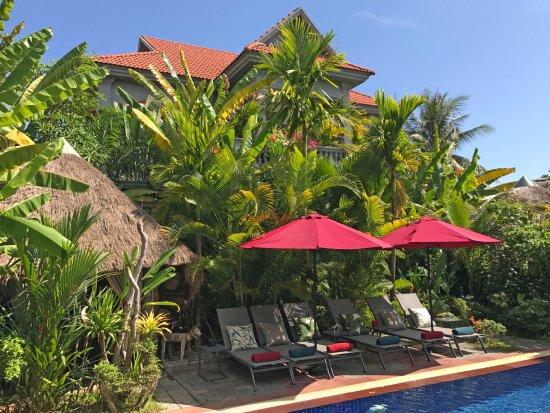 Pool - Picture of 3 Monkeys Villa, Siem Reap - Tripadvisor