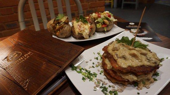 ziemniak i spółka szczecin