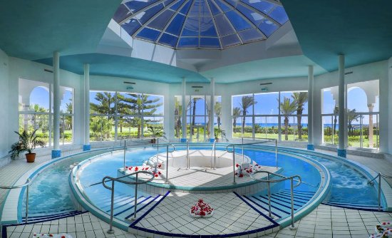 Piscine DEau De Mer  Photo De Hasdrubal Thalassa  Spa Hammamet