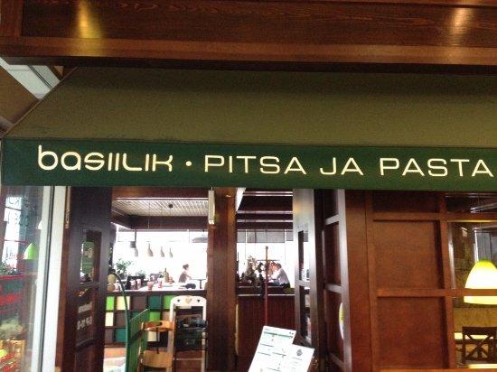 restaurant etikette