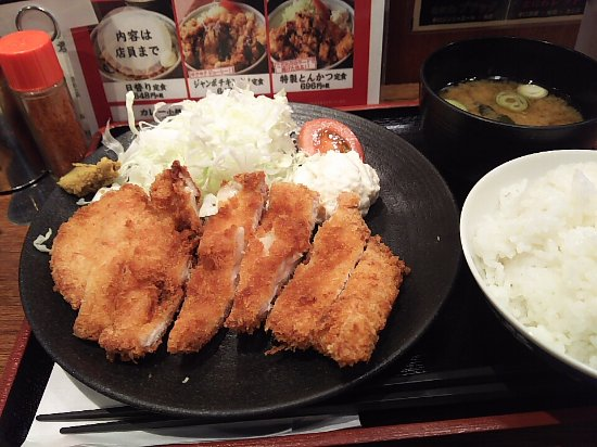 Kushikatsu Dengana Ogikubo Foto