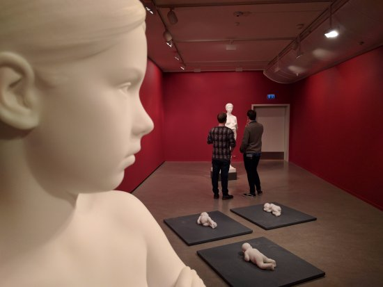 Nordnorsk Kunstmuseum: From the exhibition Håkon A Fagerås: Sculptures (fall and winter 2016)