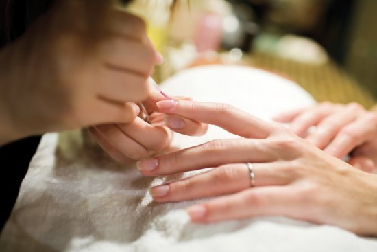 Letcombe Regis, UK: Manicures and Pedicures