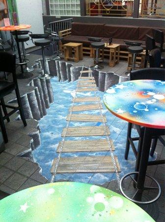 Le Touquet, Francia: Le Street Café