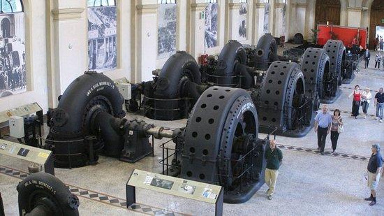 Museo della Centrale & Immaginario Scientifico