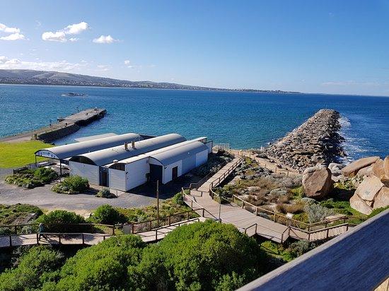 Victor Harbor, Australia: Granite Island