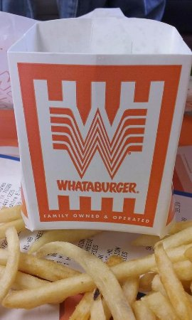 Burleson, Teksas: WHATABURGER