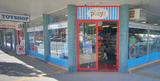 Mackay, Australië: Traditional Independent Locally owned toyshop