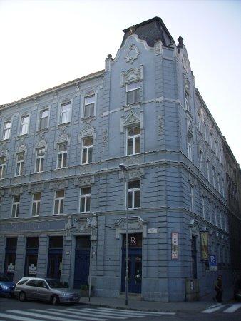 Marrol's Boutique Hotel Bratislava: Fácil de localizar y bien comunicado