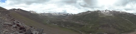 Kaghan, Pakistan: Babusar Top... Panoramic View
