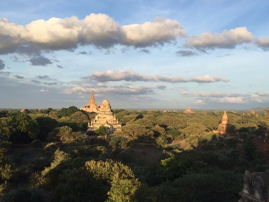 Image result for bagan archaeological zone watchtower photos