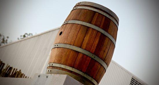 Phalaborwa, África do Sul: Outside Barrel