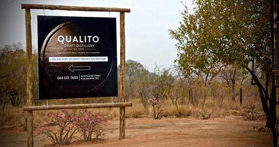 Phalaborwa, África do Sul: Sign