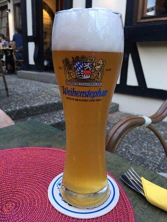 Leinfelden-Echterdingen, Alemania: Good beer