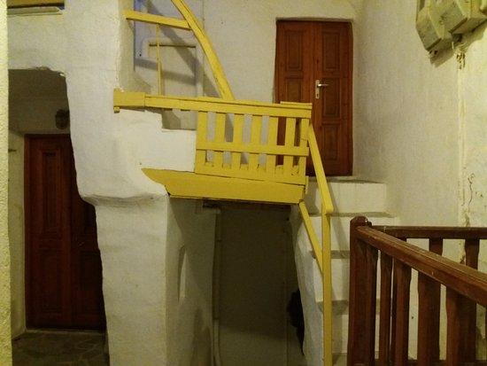 Kastro, Greece: είσοδος σπιτιού