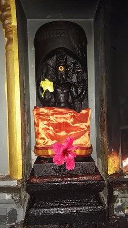 Victoria, Seychellerna: temple
