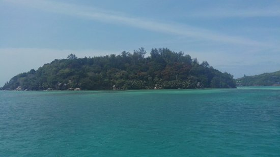 Isla Mahé, Seychelles: ile moyenne