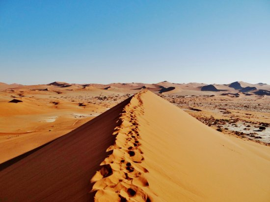 Namib-Naukluft Park, Namíbia: Sossusvlei