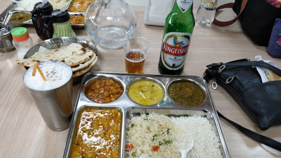 Indian Kabir Fast Food: Authentic, tasty and filling meal