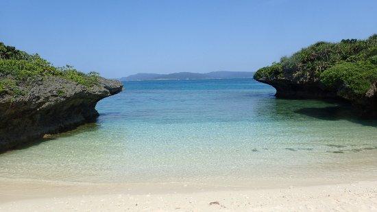 Aragusuku-jima, ญี่ปุ่น: パナリ島の秘密のビーチです
