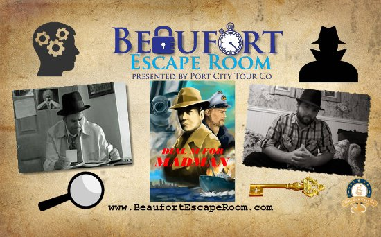 Beaufort Escape Room