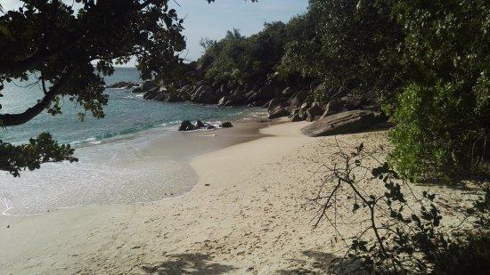 Mahe Island, Seychellerne: anse major