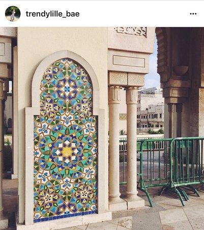 写真ハッサン2世モスク枚