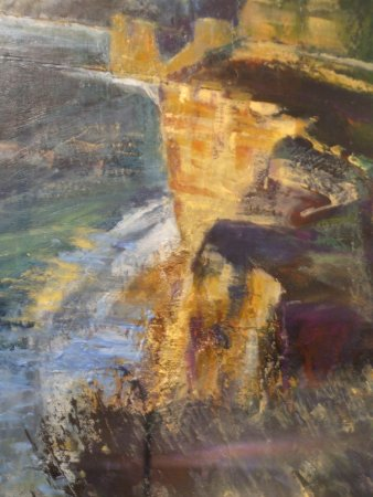 Beaminster, UK: Gallery of local artist's most recent work